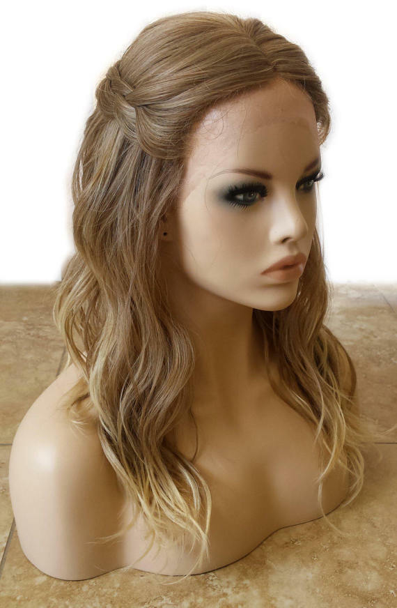 Forever Young New Bohemian Lace Front Wig Madeleine