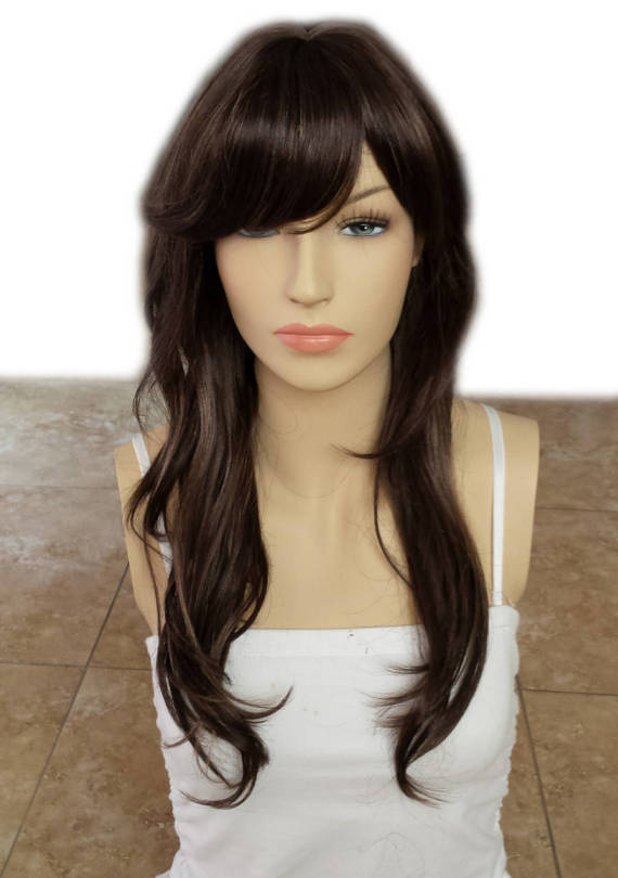 Forever Young Cowgirl Haute Wig Golden Brown Highlights