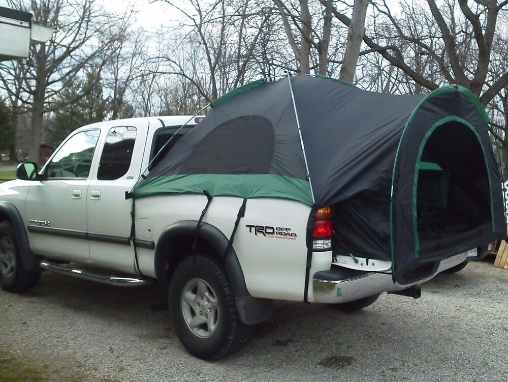 Pick Up Truck Bed Tent Camping Outdoor Canopy Camper