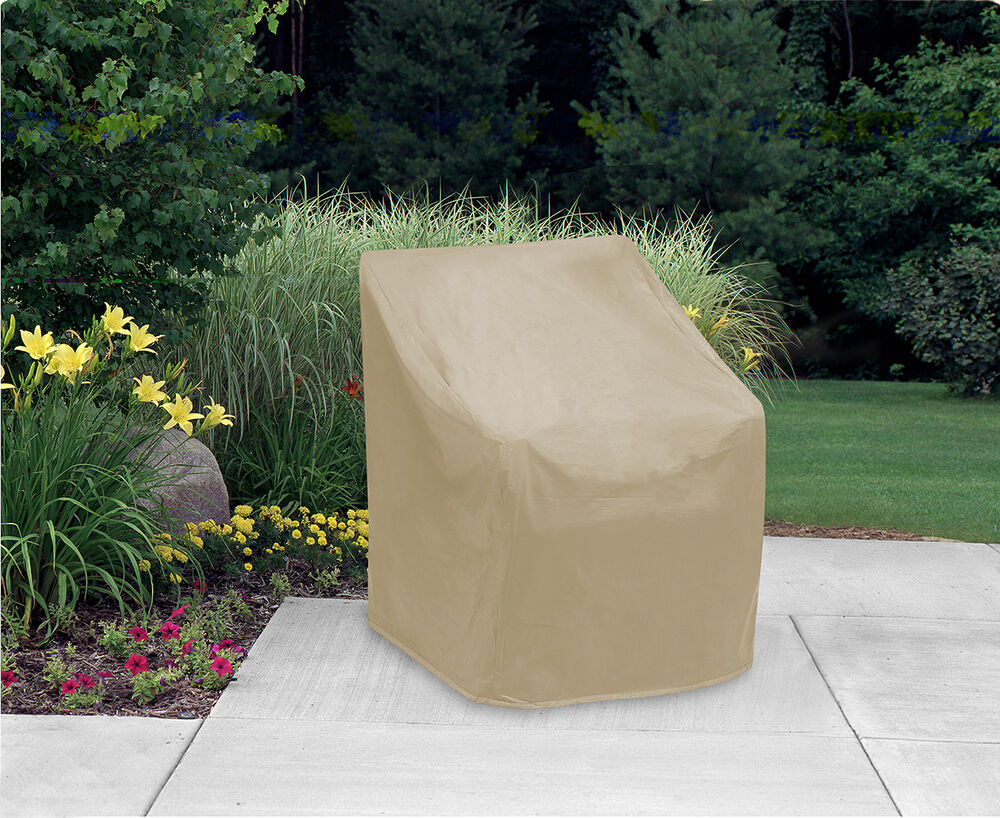 Chair Patio Furniture Cover Waterproof Outdoor