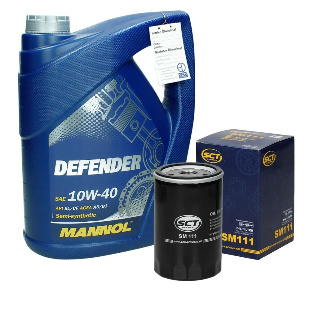 5l 10w40 mannol defender motor l sae 10w 40 l lfilter. Black Bedroom Furniture Sets. Home Design Ideas