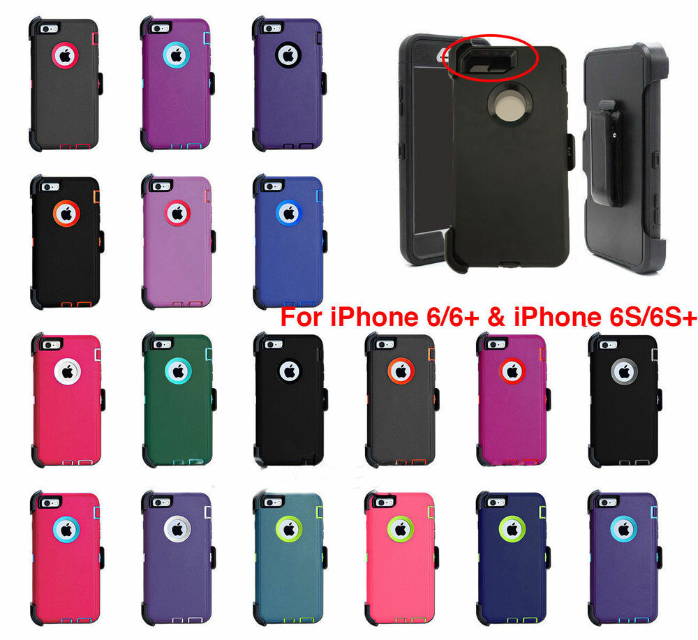 phone covers for iphone 6 iphone 6 6s amp iphone 6 6s plus belt clip fit 4870