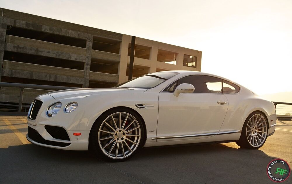 """15 Inch Tires >> 22"""" RF15 STAGGERED CONCAVE WHEELS RIMS FOR BENTLEY ..."""