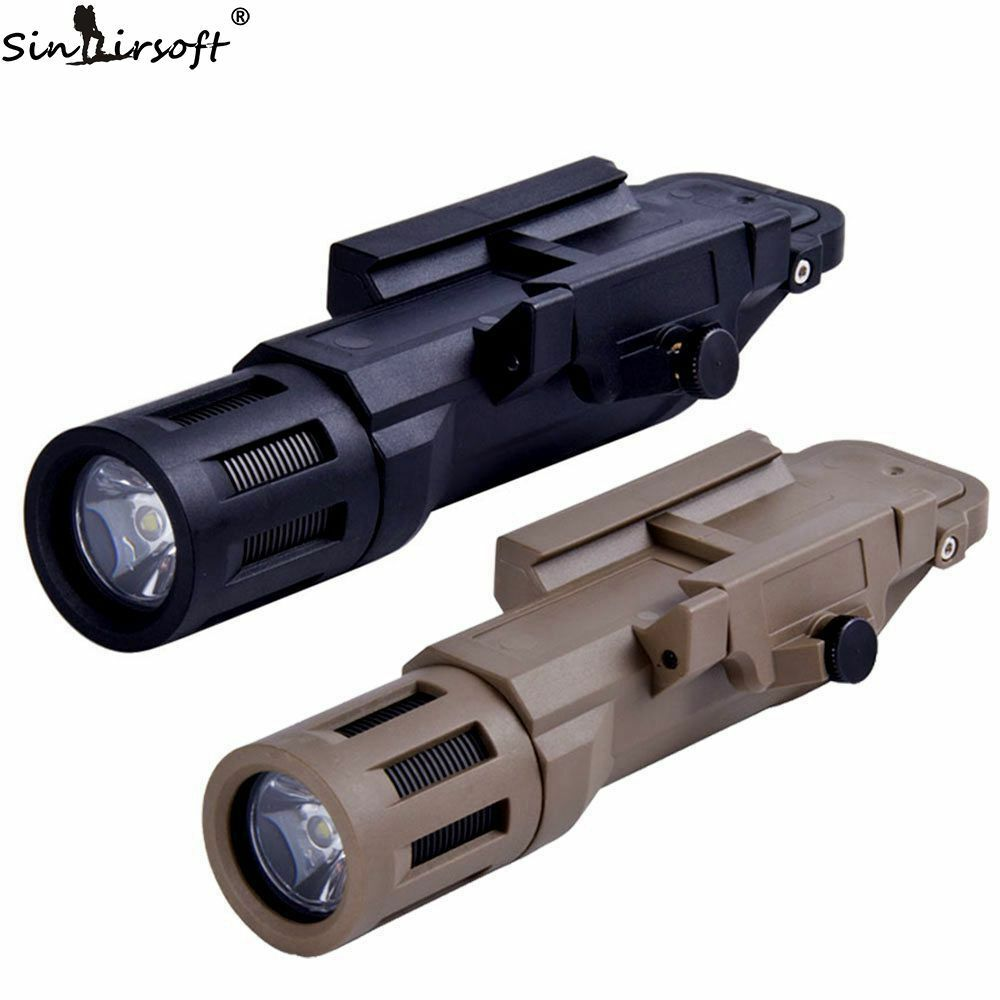 Tactical Weapon Mounted Light Multifunction White LED WML ...
