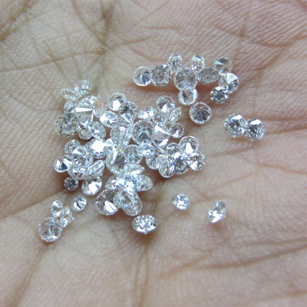 Natural Loose Diamond 0 02 To 2 00 Ct High Quality G H Si