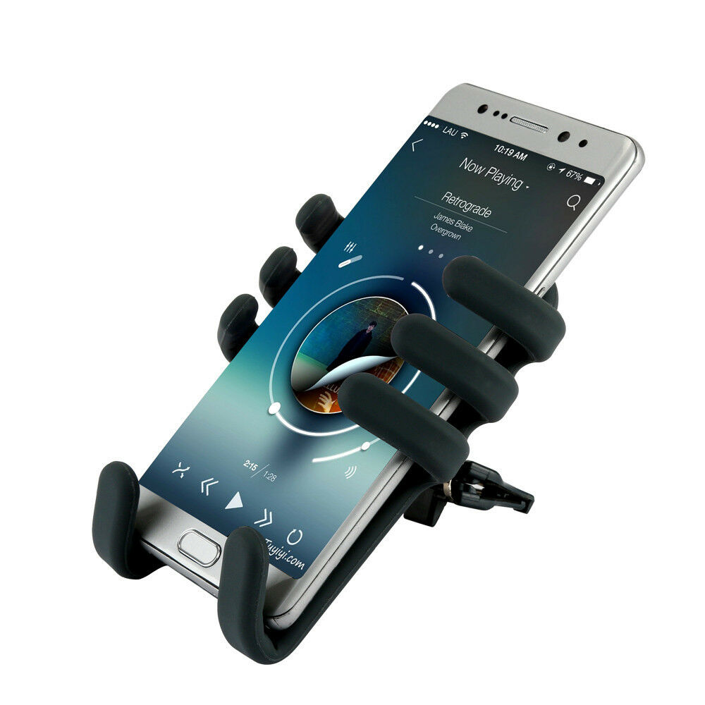Qi wireless car charger magnetic air vent mount holder 14