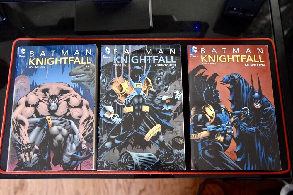 Batman: Knightfall #Who_Rules_The_Night_-_5 - Read Batman ...