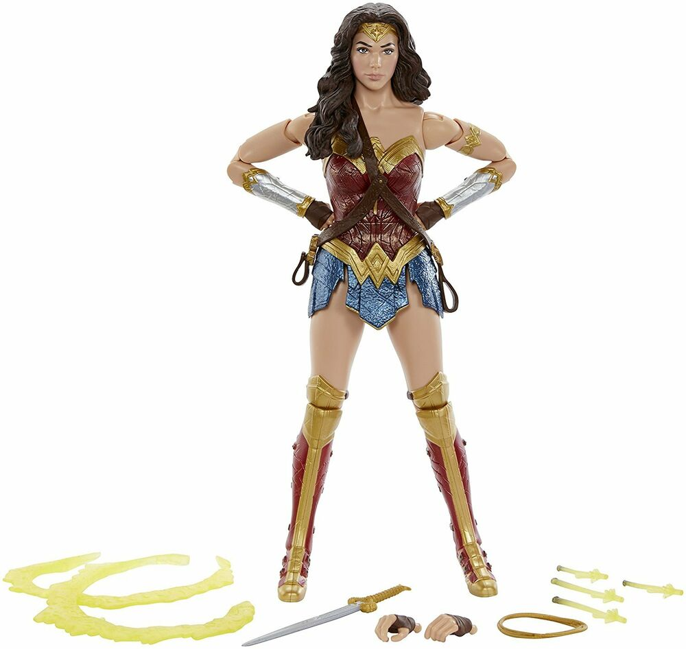 Best Justice League Toys And Action Figures For Kids : Dc comics multiverse wonder woman quot action figure doll