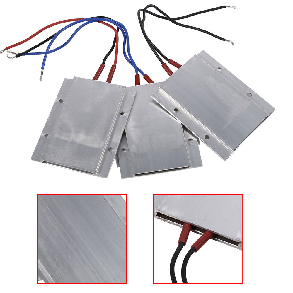220V PTC Heating Element Thermostat Heater Plate For