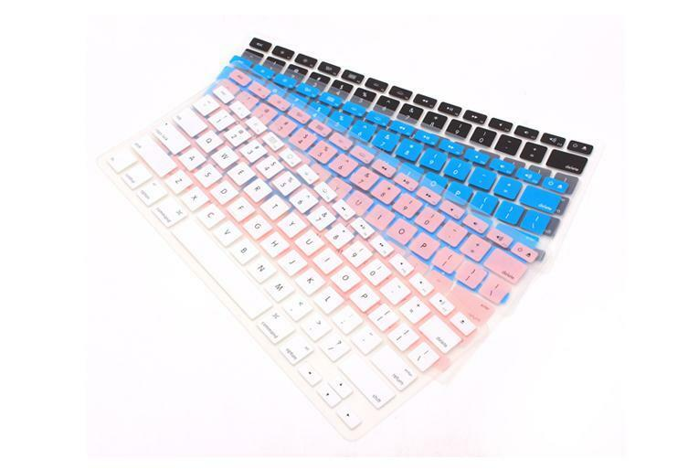 Color Silicone keyboard Skin For Apple IMAC all-in-one ...