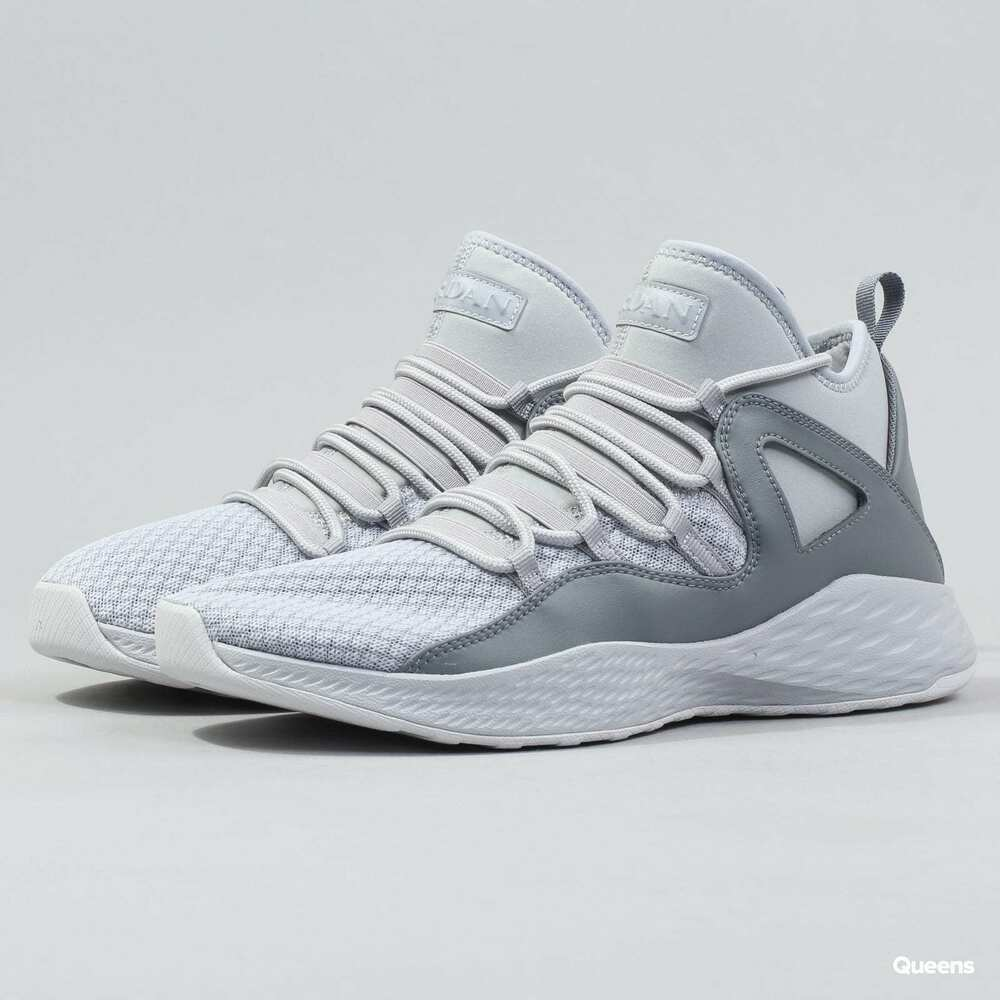 5c5a7be1368c6 Details about  881465-013  MEN S AIR JORDAN FORMULA 23 COOL GREY WOLF GREY  TRAINERS SIZE 8-13
