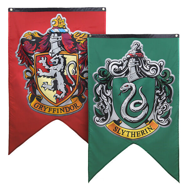 Set Of 2 Large 30 Quot X50 Quot Harry Potter House Flag Wall