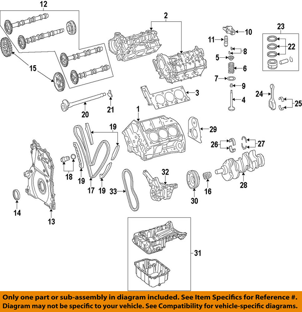 Mercedes MERCEDESBENZ OEM Sprinter 2500Engine Crankshaft