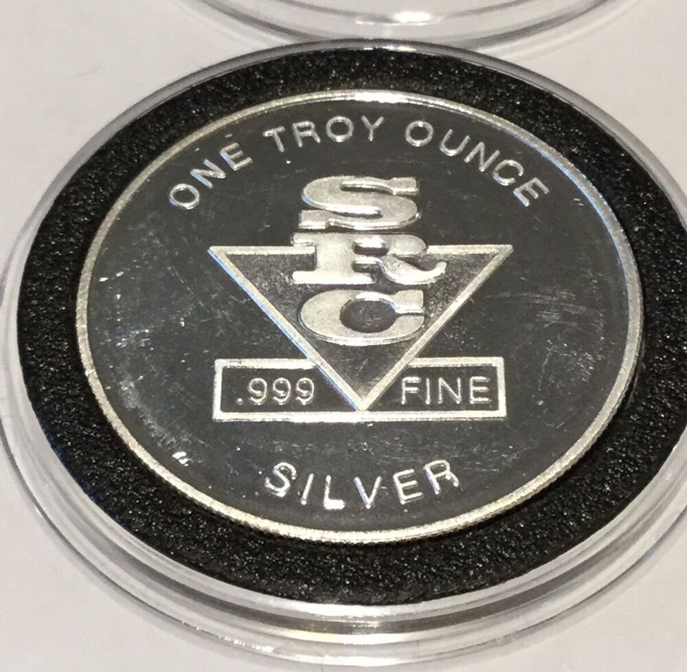 Src Silver Gold Mine Mccall Idaho 1 Troy Oz 999 Fine