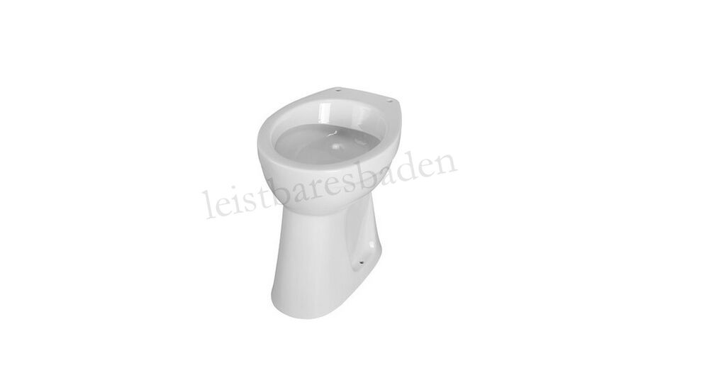 cornat stand wc flachsp ler erh ht behindertengerecht inkl beschichtung 455 mm ebay. Black Bedroom Furniture Sets. Home Design Ideas