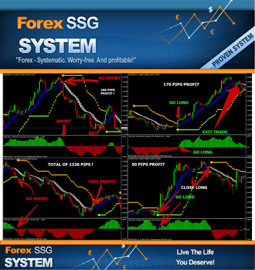 Four figure forex system