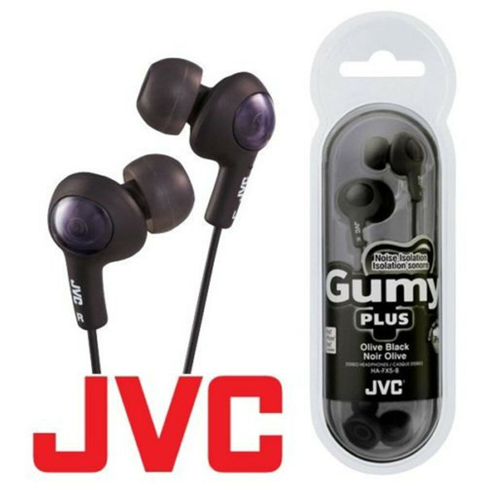 Unboxing: Gumy Headphones by JVC - YouTube