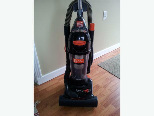 Royal Commercial Upright Bagless Vacuum Ebay