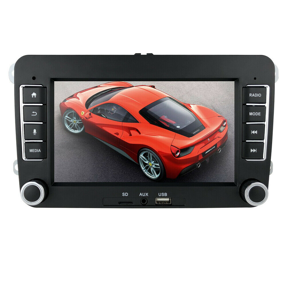 for vw jetta passat golf 7 touchscreen car stereo gps dvd. Black Bedroom Furniture Sets. Home Design Ideas