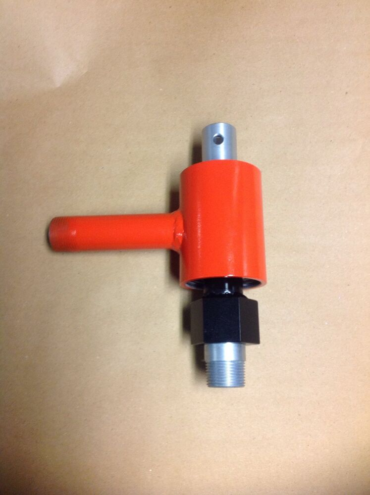 Water swivel well drilling diy ers quot inlet