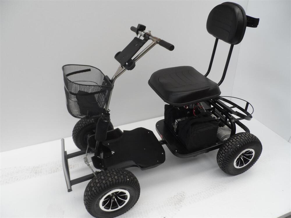 Electric Golf Buggy Single Seat Ride On Buggy 1000w