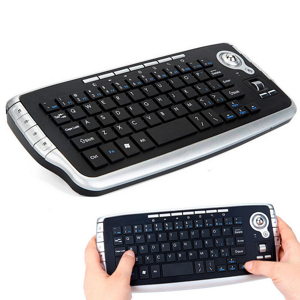 mini 2 4ghz wireless keyboard smart touchpad with mouse for pc ps4 smart tv us ebay. Black Bedroom Furniture Sets. Home Design Ideas