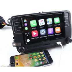 CarPlay No Name 280 MIB 6.5'' with Adapters Identical to RCD330/360 Desay 187B