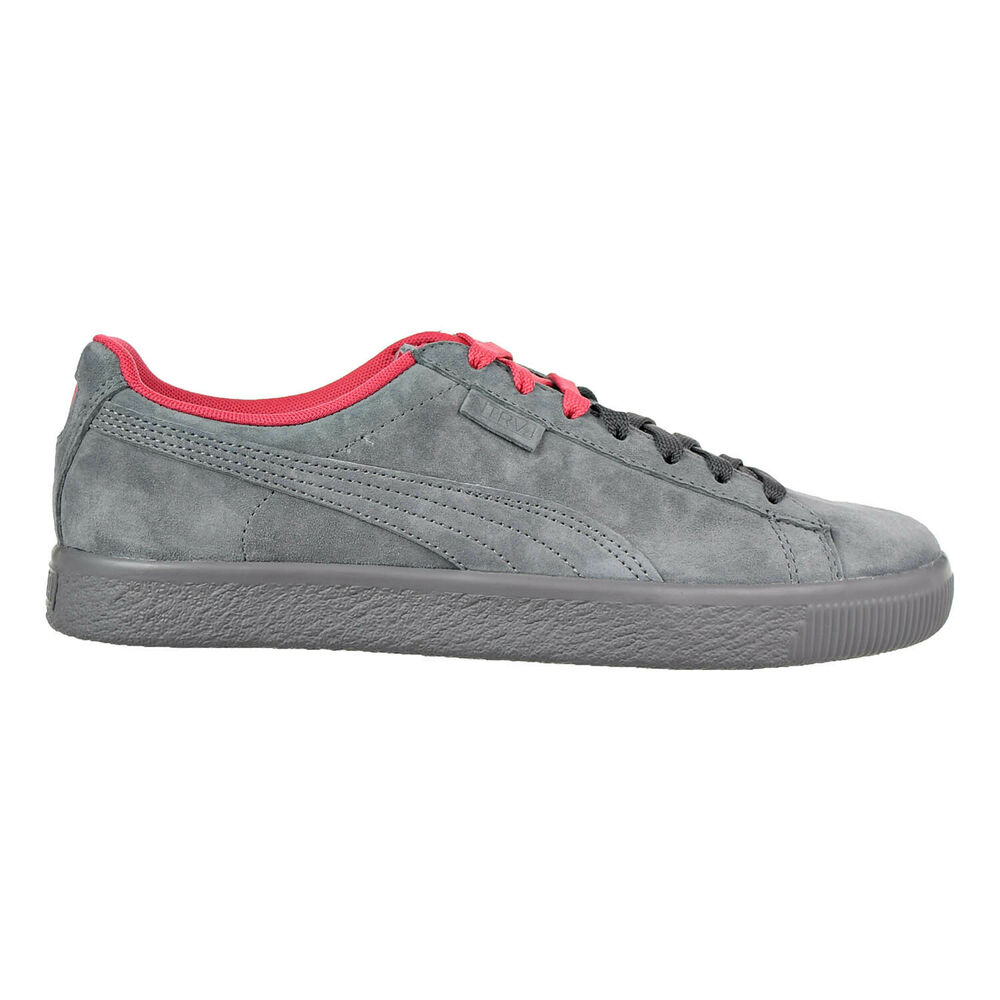 35b62408cc3 new arrival 9586f a06fb Puma X Staple Clyde Mens Shoes High RiseGlacier Grey  363674-  timeless design de208 88d65 Puma x Ntrvl Ignite Limitless ...