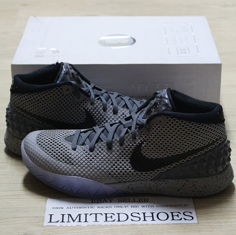 6125f100a601 Details about NIKE KYRIE 1 ALL STAR DARK GREY 742547-090 US 11 SIZE home  duke easter bhm red