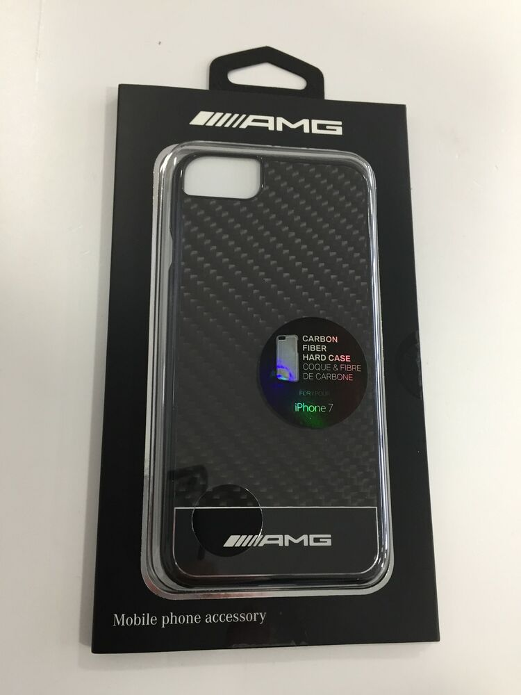 mercedes benz amg h lle case cover f r iphone 7 in. Black Bedroom Furniture Sets. Home Design Ideas