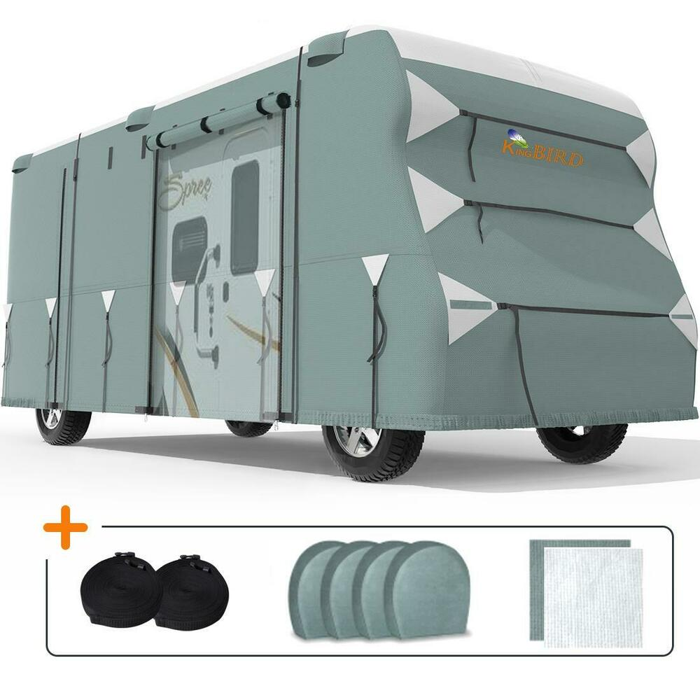 Kingbird 18 20 Extra Thick 4 Ply Camper Travel Trailer Rv