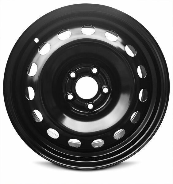 new 15 16 17 18 jeep renegade 16 inch full size black replacement wheel rim 680138790075 ebay. Black Bedroom Furniture Sets. Home Design Ideas
