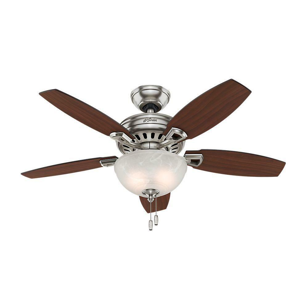 Holden 44 In Brushed Nickel Ceiling Fan Replacement Parts