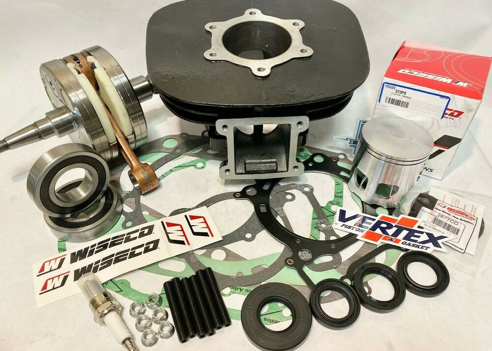Yamaha Big Bear  Wiseco Top Engine Rebuild Kit