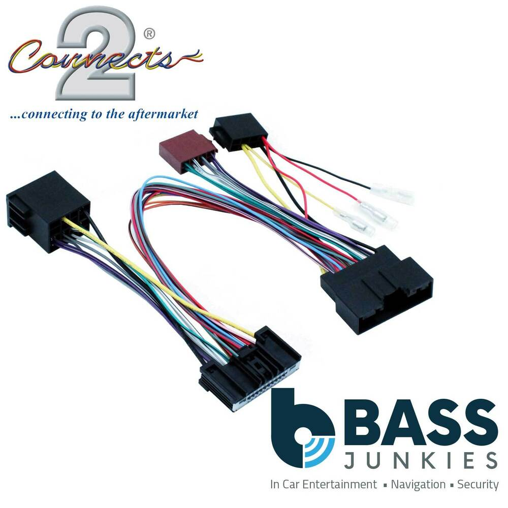 Parrot Bluetooth Wiring Harness
