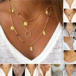 Fashion Chain Necklace Pendant Jewelry Charm Women Party Accessories Necklaces