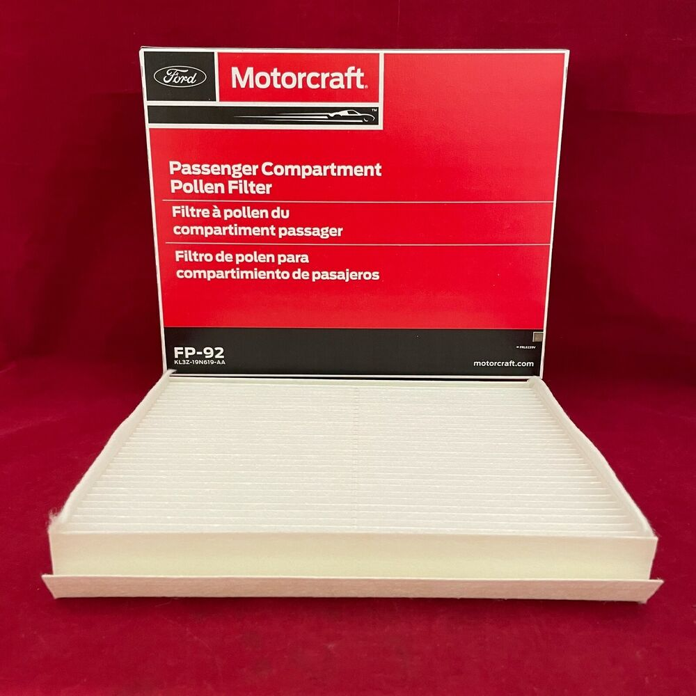 Ford Edge Accessories >> OEM Genuine Motorcraft Ford F-150 FP79 Cabin Air Pollen ...