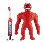 The Original Vac Man Stretch Artmstrong Enemy Stretching & Poseable Toy Figure