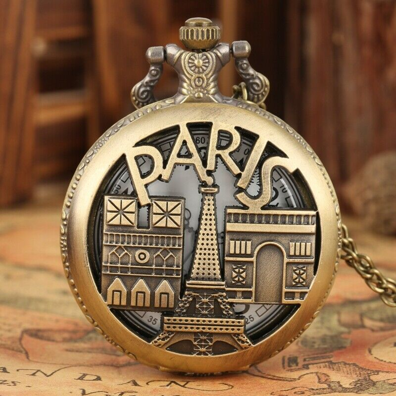 Reloj De Bolsillo Retron 3d Monkey Design Bronze Quartz Fob Pocket Watch With Necklace Chain For Men Women Best Gift Watches