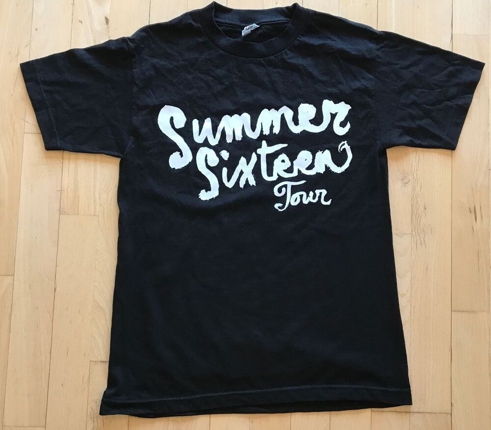 491a876658f Drake Summer Sixteen Tour Tee AUTHENTIC