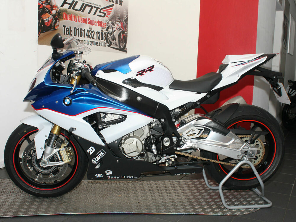 2015 15 BMW S1000RR Sport ABS Quickshift Electronic Suspension GBP13495