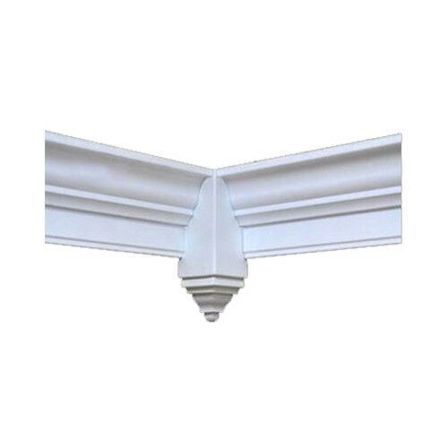 Details About Creative Crown Molding Corner Blocks Mini 1 2 Sq C