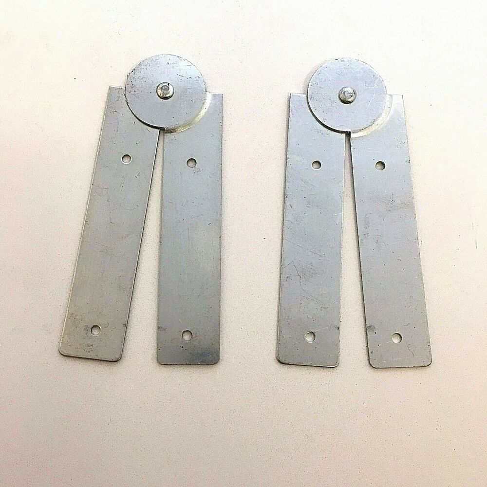 Exceptional Paste Board Hinges   424   Folding Pasting Table Hinge 240mm Zinc Plated  Pair