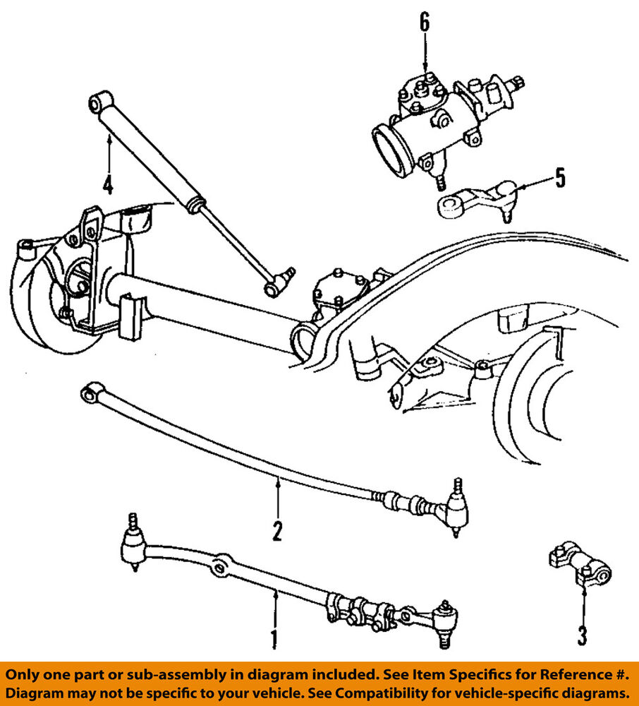 Stupendous Dodge Chrysler Oem 00 02 Ram 3500 Steering Gear Pitman Arm Wiring Database Plangelartorg