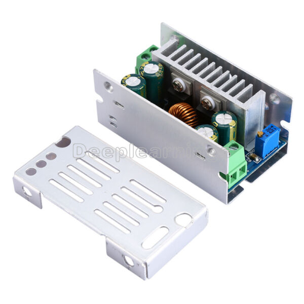 200W 15A DC-DC 8-60V TO 1-36V Synchronous Buck Converter Step-down Module NEW
