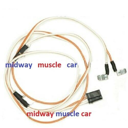 dome light wiring diagram 67 chevelle roof dome light wiring harness 67 68 69 chevy camaro ...