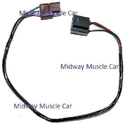 ford headlight wiring harness headlight wiring harness diagram 06 mark lt 67 68 ford mustang headlight headlamp bucket extension ...