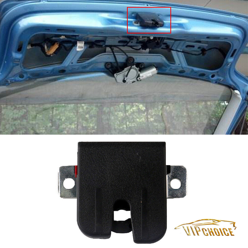 Tailgate Rear Trunk Lock Latch Actuator For Vw Polo 9n 9n3 Hatchback 2005 Jeep Grand Cherokee Lift Gate 02 10