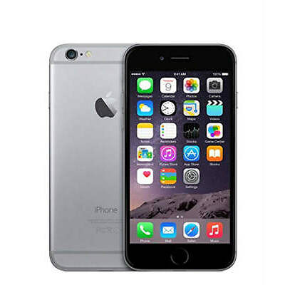 Apple Iphone 6 | 32 Gb | 1 Year Manufacture Warranty | Gst Bill