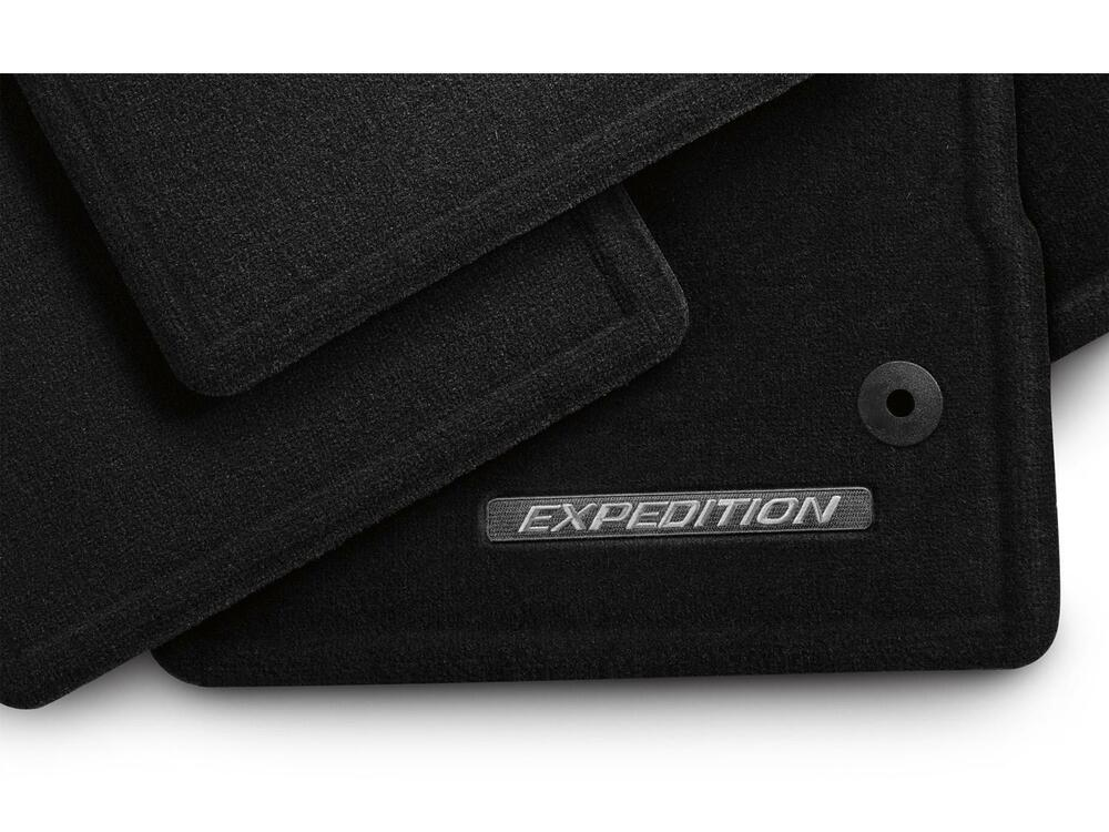 Oem New 2015 2017 Ford Expedition Carpet Floor Mats Black Cl1z7813300ah Ebay
